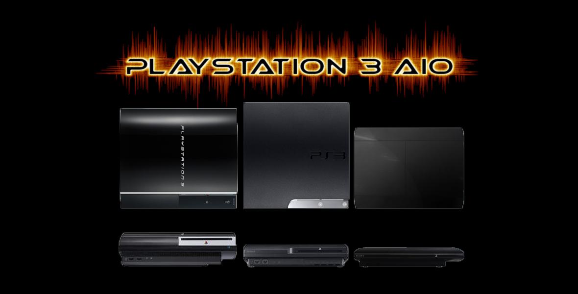 PlayStation 3 AIO : un script totalement en Français pour hacker facilement sa PS3