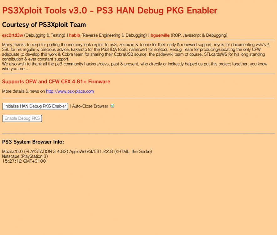 PS3Xploit Tools v3.0 - PS3 HAN Debug PKG Enabler.png