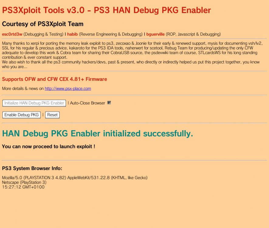 PS3Xploit Tools v3.0 - PS3 HAN Debug PKG Enabler_1.png