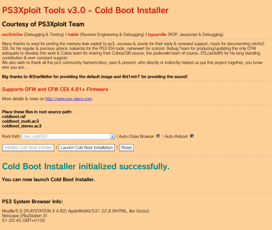 PS3Xploit Tools v3.0 - Cold Boot Installer_1.png
