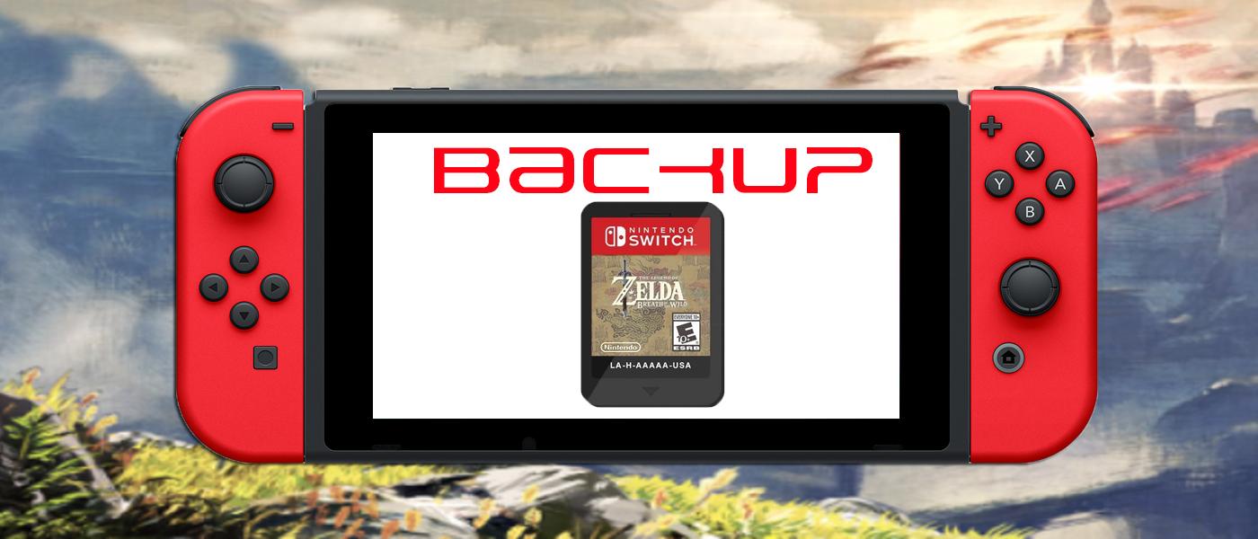 XCI Dumper : dumpez votre cartouche de jeu vers la SD