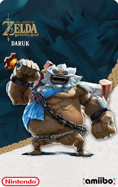 The Legend Of Zelda Breath Of The Wild - DarukBack.png