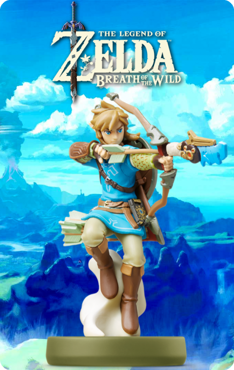 The Legend Of Zelda Breath Of The Wild - Link Archer.png
