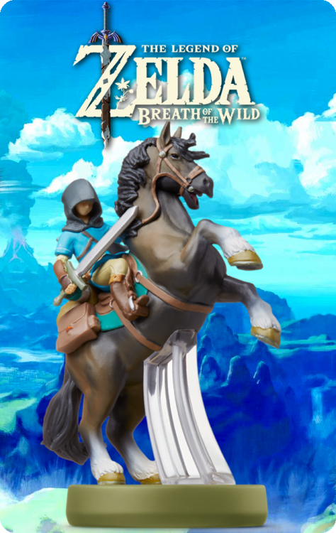The Legend Of Zelda Breath Of The Wild - Link Rider.png
