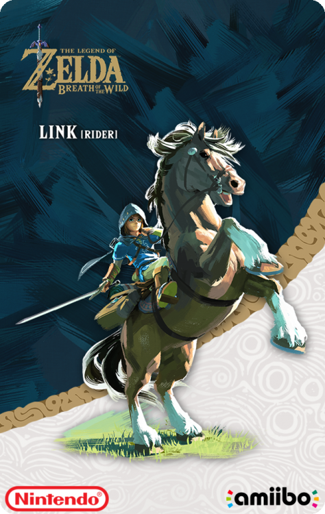 The Legend Of Zelda Breath Of The Wild - Link RiderBack.png