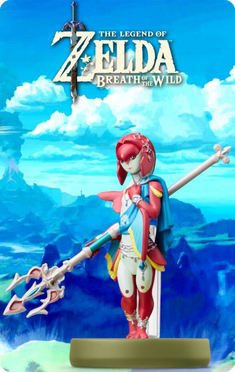 The Legend Of Zelda Breath Of The Wild - Mipha.png