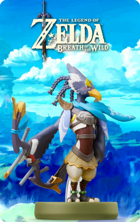 The Legend Of Zelda Breath Of The Wild - Revali.png