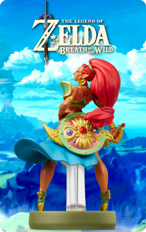 The Legend Of Zelda Breath Of The Wild - Urbosa.png