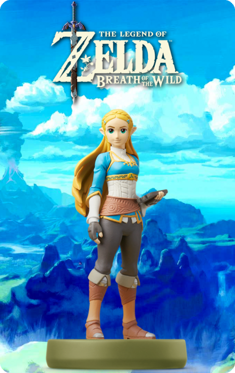 The Legend Of Zelda Breath Of The Wild - Zelda.png