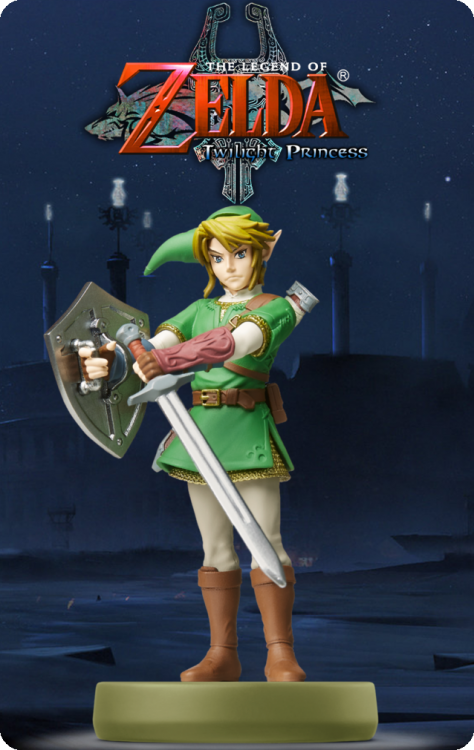 The Legend Of Zelda Twilight Princess - Link.png
