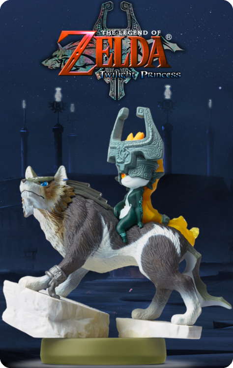 The Legend Of Zelda Twilight Princess - Wolf Link.png