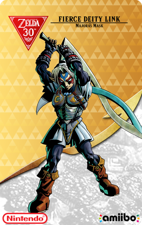 The Legend Of Zelda 30th Anniversary - Link Fierce DeityBack.png