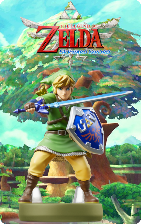 The Legend Of Zelda Skyward Sword - Link.png