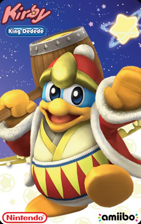 Kirby - King DededeBack.png