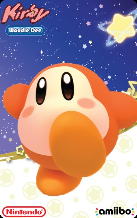 Kirby - Waddle DeeBack.png