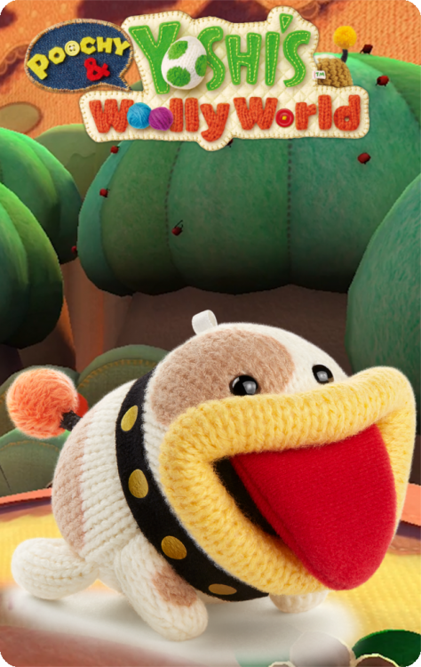 Yoshi's Wooly World - Poochy.png