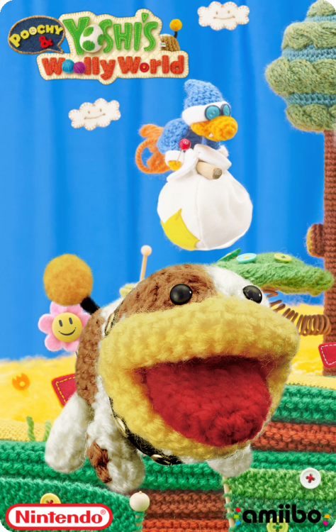 Yoshi's Wooly World - PoochyBack.png