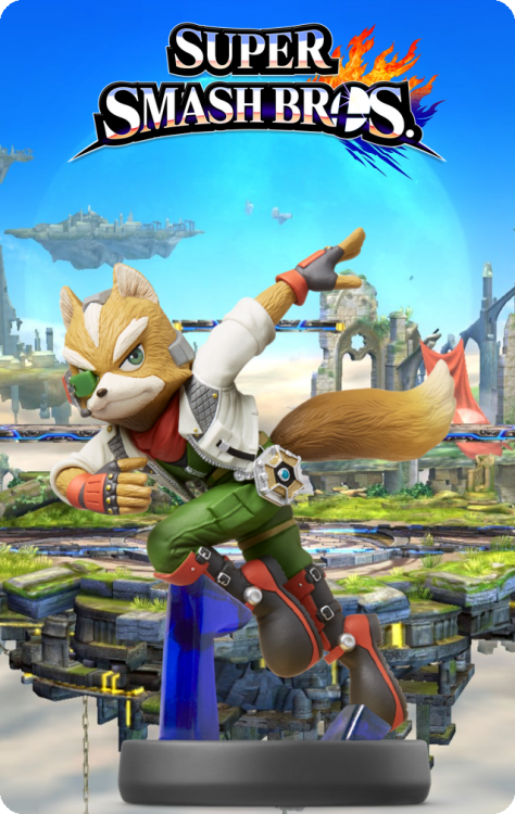 06 - Super Smash Bros - Fox.png