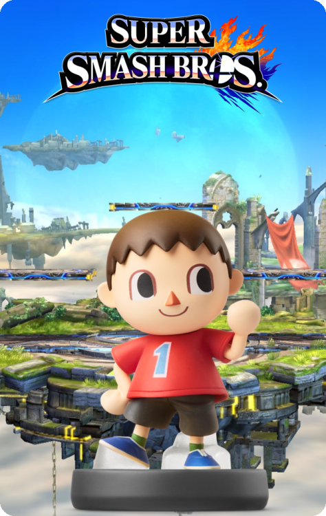 09 - Super Smash Bros - Villager.png