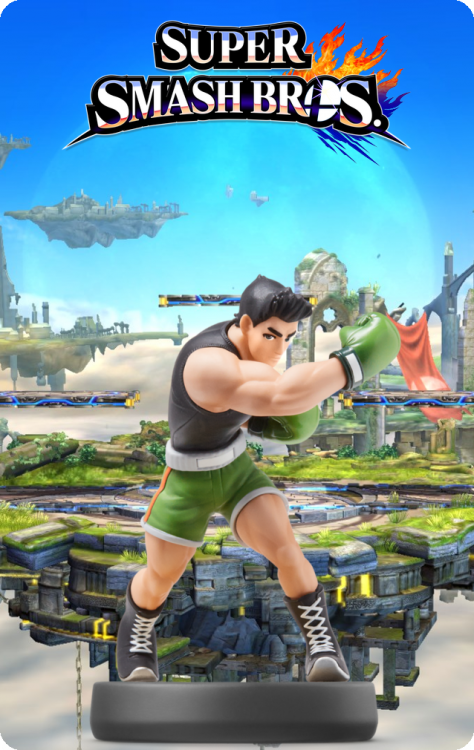 16 - Super Smash Bros - Little Mac.png