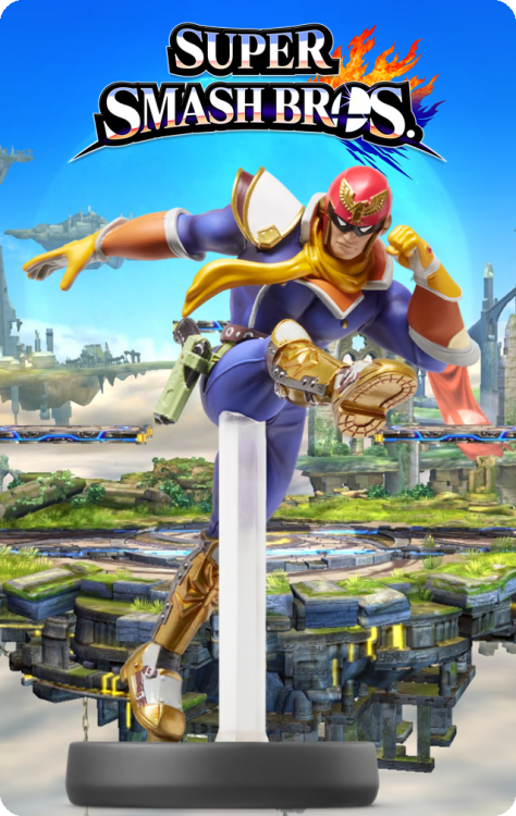 18 - Super Smash Bros - Captain Falcon.png