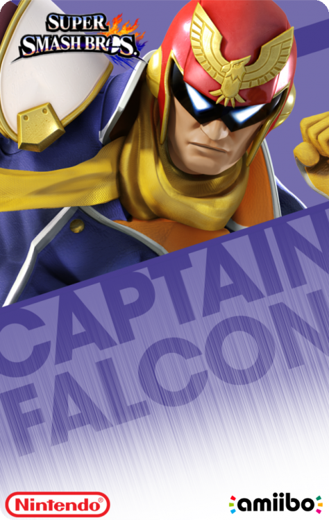 18 - Super Smash Bros - Captain FalconBack.png