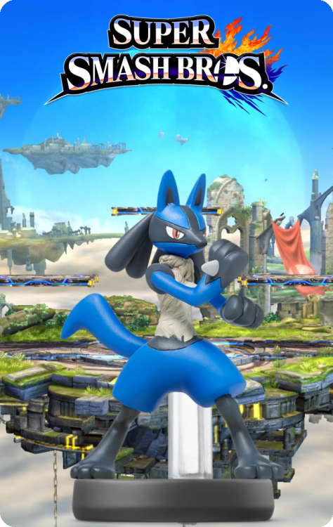21 - Super Smash Bros - Lucario.png