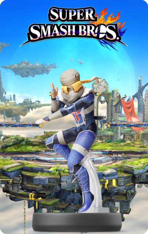 23 - Super Smash Bros - Sheik.png