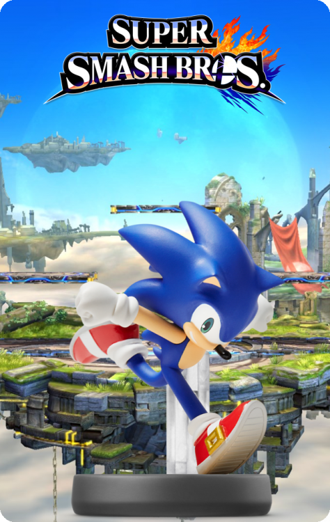 26 - Super Smash Bros - Sonic.png