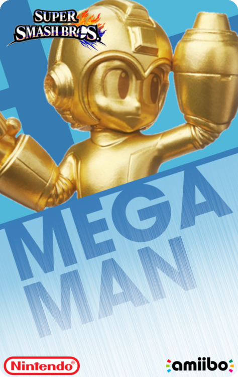 27 - Super Smash Bros - Mega Man GoldBack.png