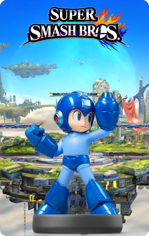 27 - Super Smash Bros - Mega Man.png