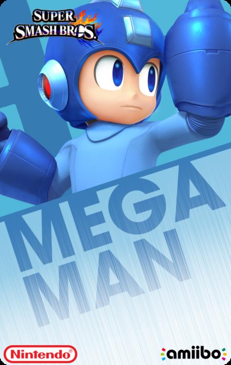 27 - Super Smash Bros - Mega ManBack.png