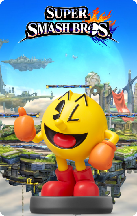 32 - Super Smash Bros - PAC-MAN.png