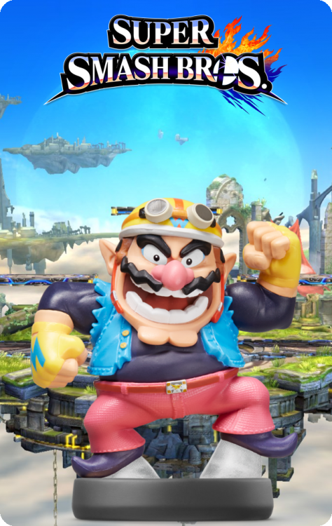 33 - Super Smash Bros - Wario.png