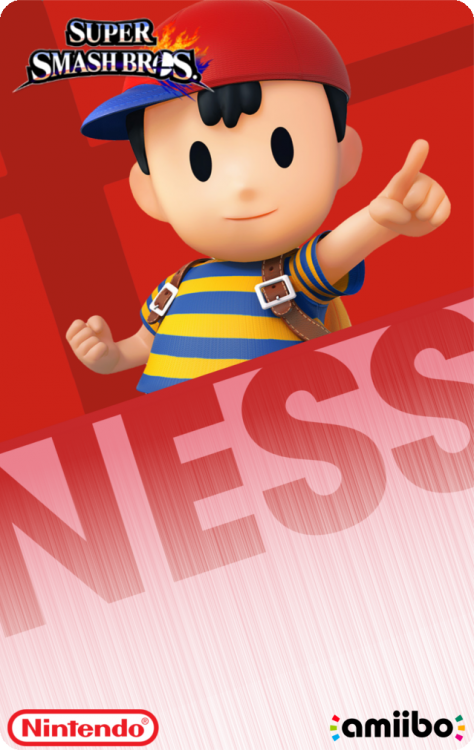 34 - Super Smash Bros - NessBack.png