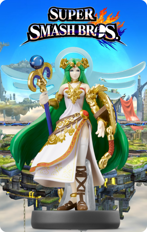 38 - Super Smash Bros - Palutena.png