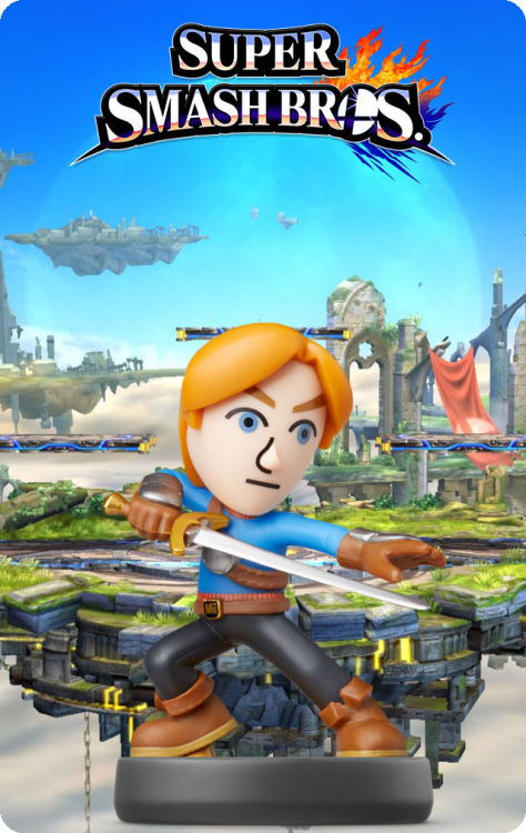 49 - Super Smash Bros - Mii Sword Fighter.png