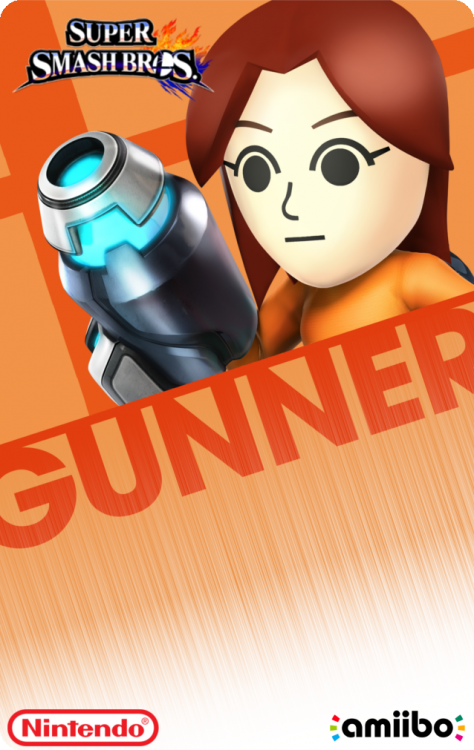 50 - Super Smash Bros - Mii GunnerBack.png