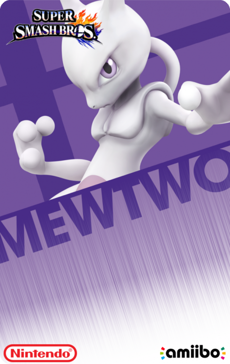51 - Super Smash Bros - MewtwoBack.png