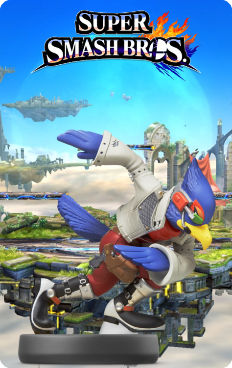 52 - Super Smash Bros - Falco.png