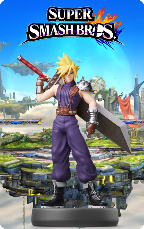 57 - Super Smash Bros - Cloud.png