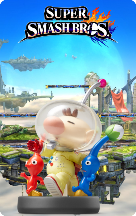 44 - Super Smash Bros - Olimar.png
