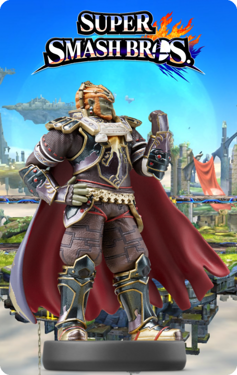 41 - Super Smash Bros - Ganondorf.png