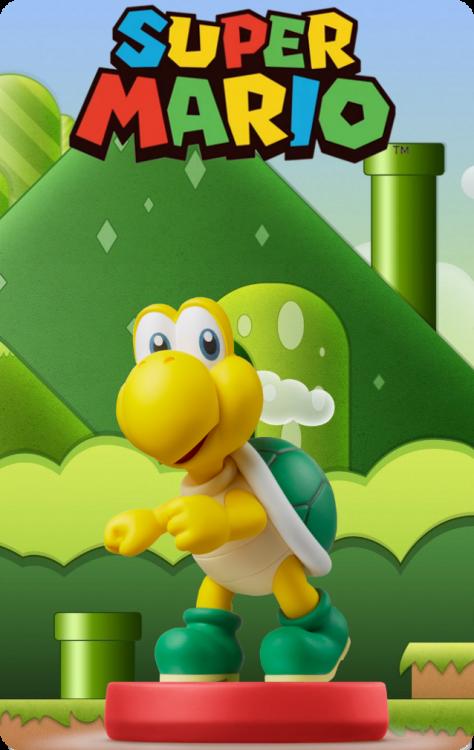17 - Super Mario - Koopa Troopa.png