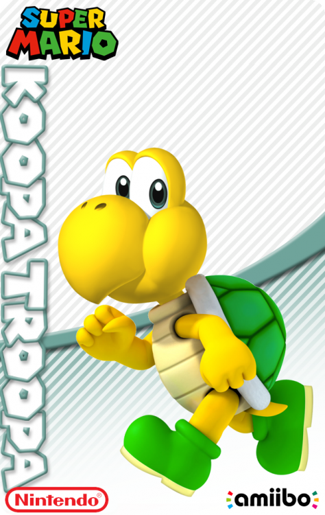 17 - Super Mario - Koopa TroopaBack.png