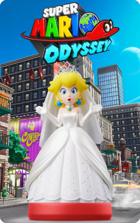 Super Mario Odyssey - Peach Wedding.png