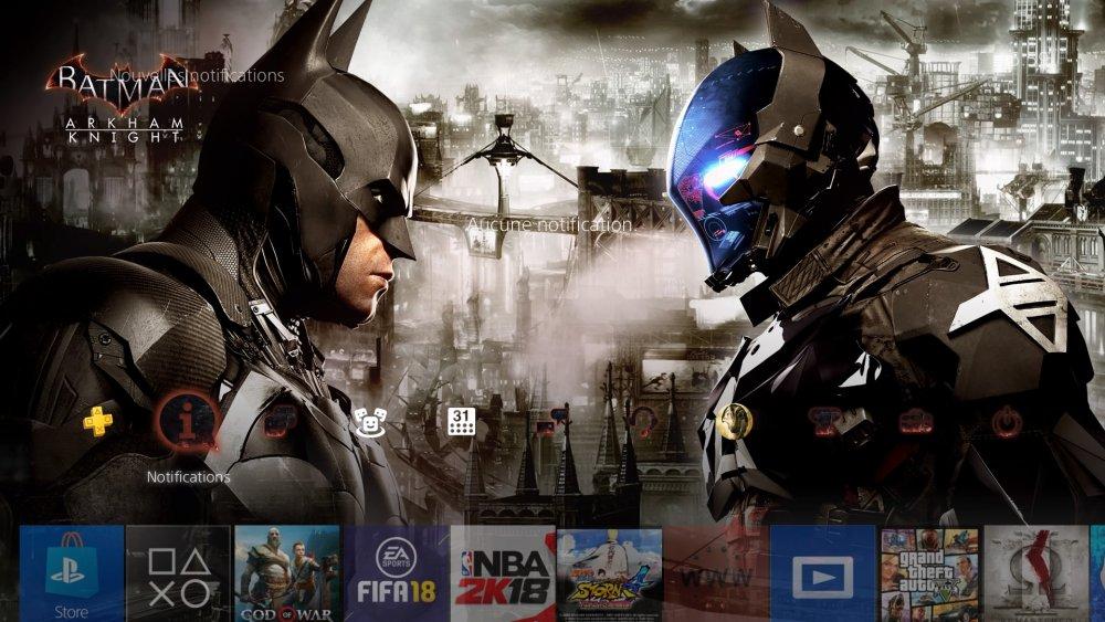 BatmanArkhamKnightHeroandVillainPSPlusExclusiveTheme.jpg