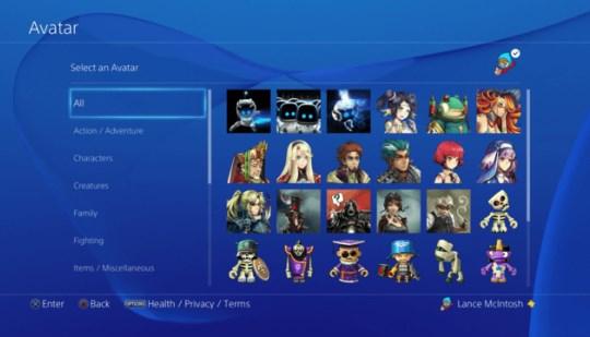 Mettre une image comme avatar de profil sans se connecter au PSN en 4.55/5.05