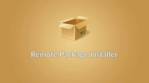 RPI_GUI: PS4 Remote Package Installer Web GUI par Sc0rpion