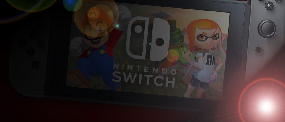 Jouer au ligne avec une Switch bannie